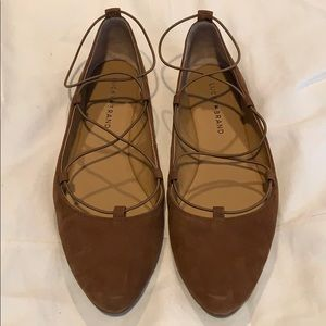 Lucky Brand Aviee Pointed Toe Flat